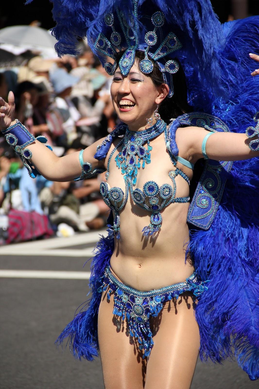 Asakusa Samba Carnival 2010