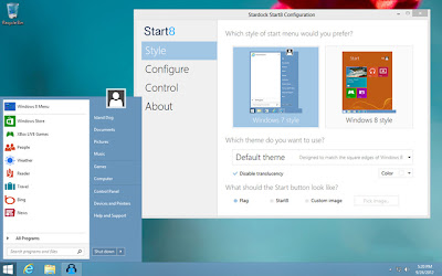 Start8 - 7 Best Picked Apps for Windows 8 2012