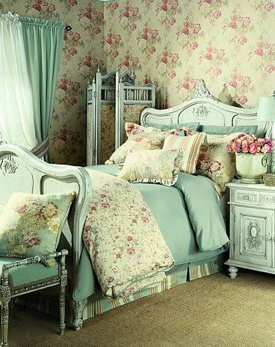 Mi CasaMi Hogar Dormitorios para Niñas Estilo Romántico