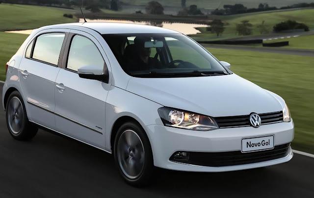 VW Gol 2015