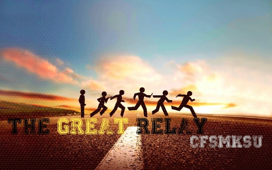 Christian Fellowship of SMK Subang Utama :: The Great Relay