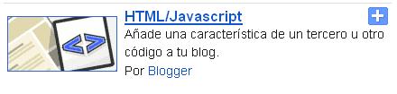 Widgets para blogger sliding caja de seguidores de Google +