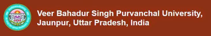 Veer Bahadur Singh Purvanchal University 2014 Results