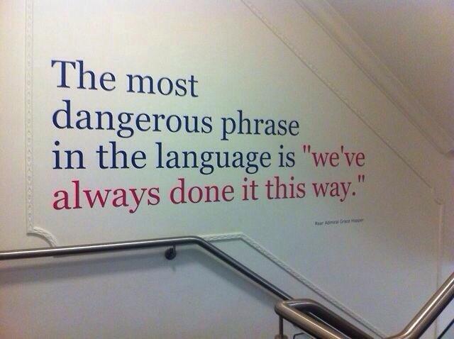 participate to change