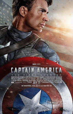 Captain America: The First Avenger One Sheet Movie Poster