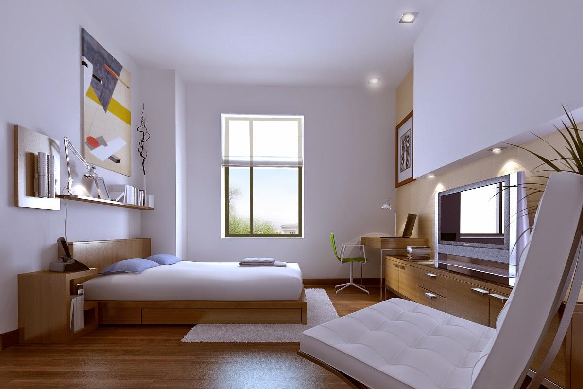 Phòng ngủ thoáng sáng