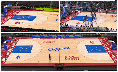 NBA 2K14 Staples Center (LA Clippers) Update
