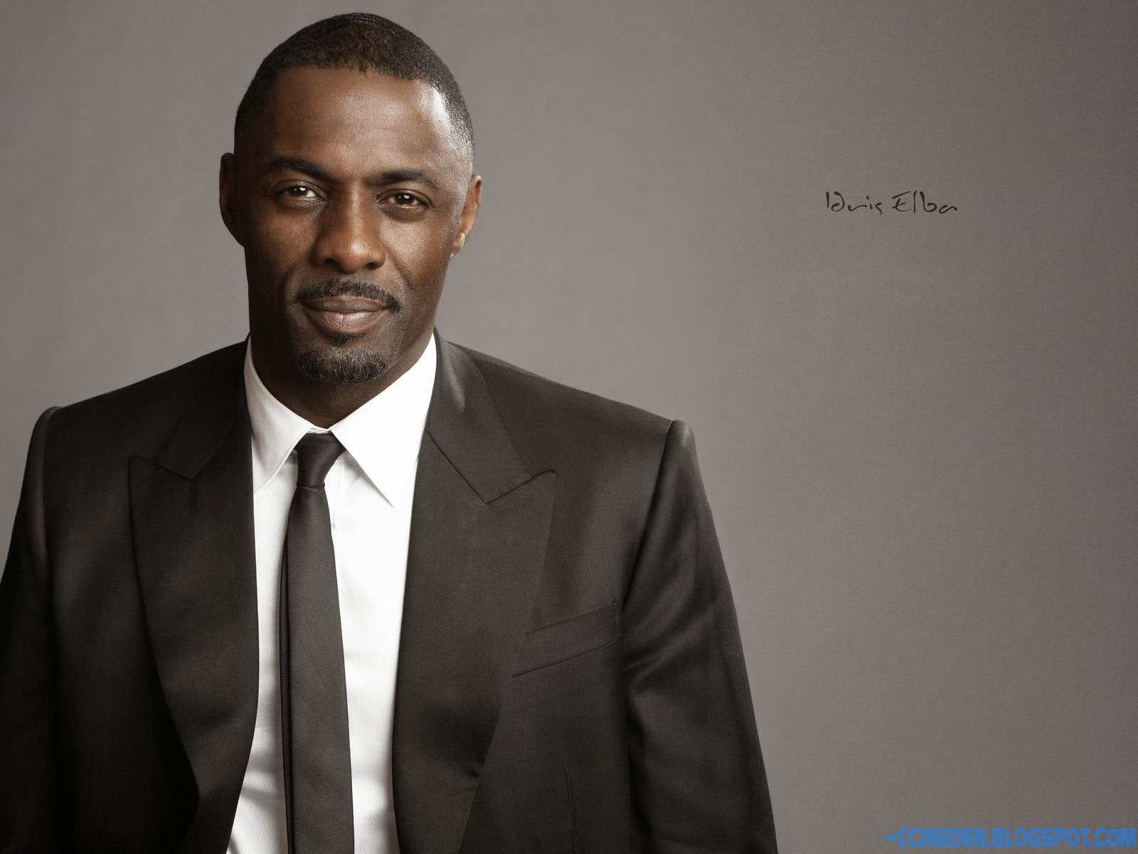 Idris Elba dating make-up artist - CineDen