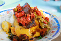 Nikmatnya Nasi Kapau Khas Minangkabau