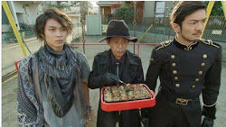 Kamen Rider Ghost episode special The Legend of Hero Alain 02
