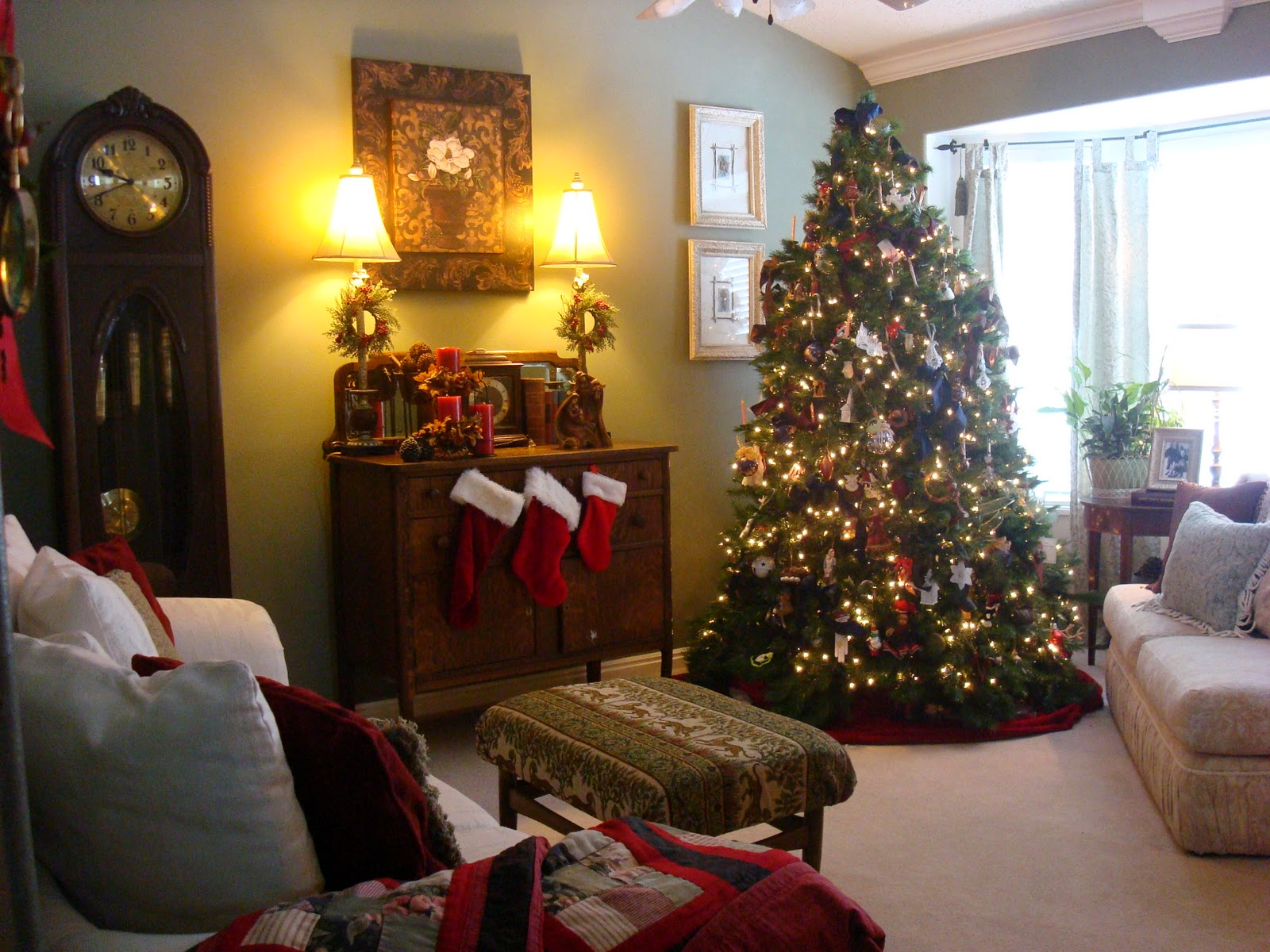 christmas home design