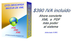 DESCARGA MASIVA XML
