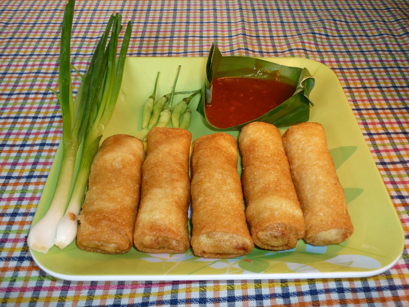 images How to Make Egg Rolls