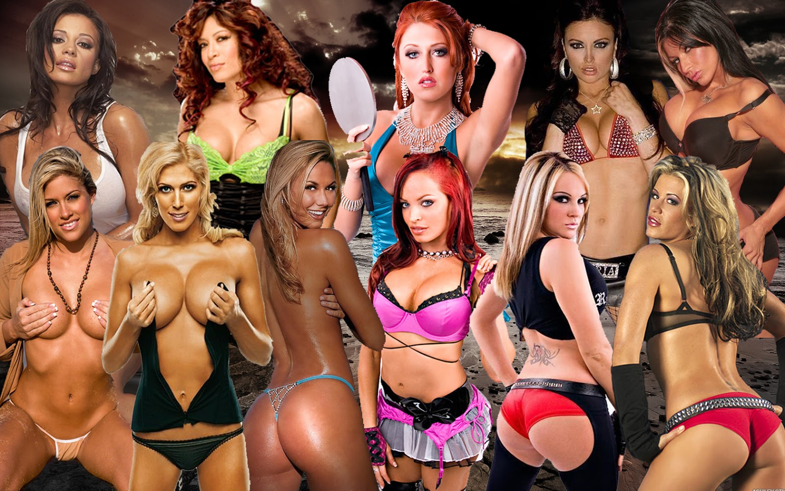 15 Hottest Divas Ever in WWE