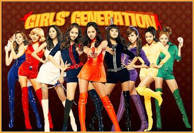 Kpop Nails | Girls' Generation's Hoot + bonus