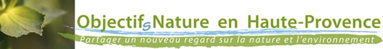 Objectif(s) Nature       en Haute-Provence