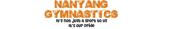Nanyang Artistic Gymnastics Blog