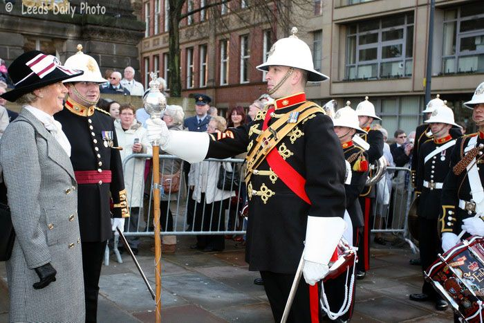 Royal Marines Band Leeds