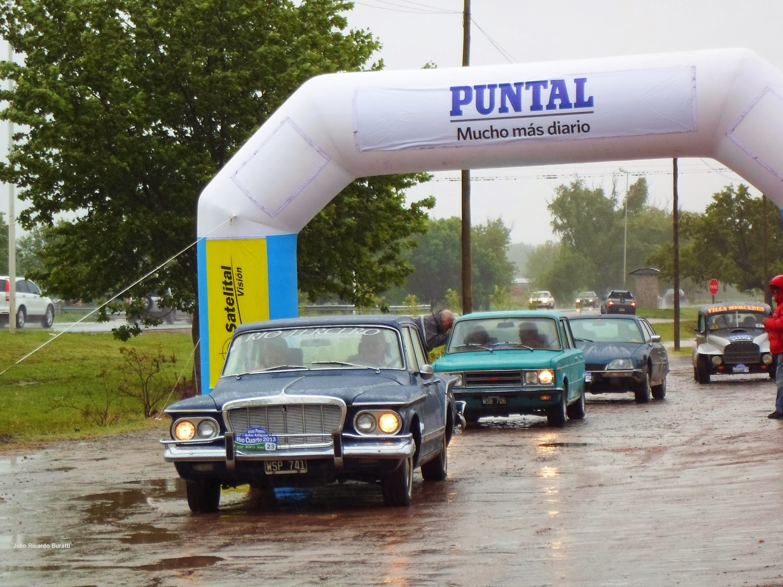 Antigüedades: Competencia de autos antiguos, Río Cuarto 9 de ...