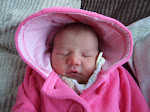 My gorgeous grand-daughter 3 days old