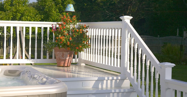 9 Principles of Choosing Deck Railings | Railing All About