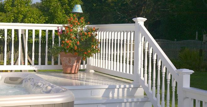 9 Principles of Choosing Deck Railings | Railing All About