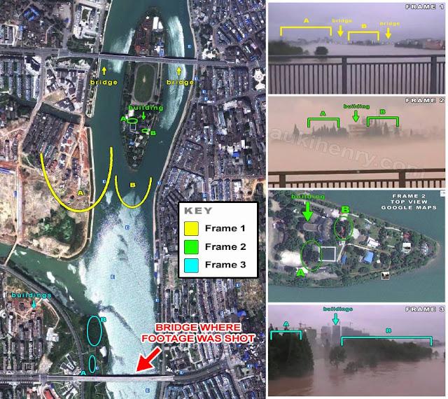 Huangshan City Mirage