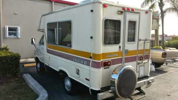 small rv dodge sportsman