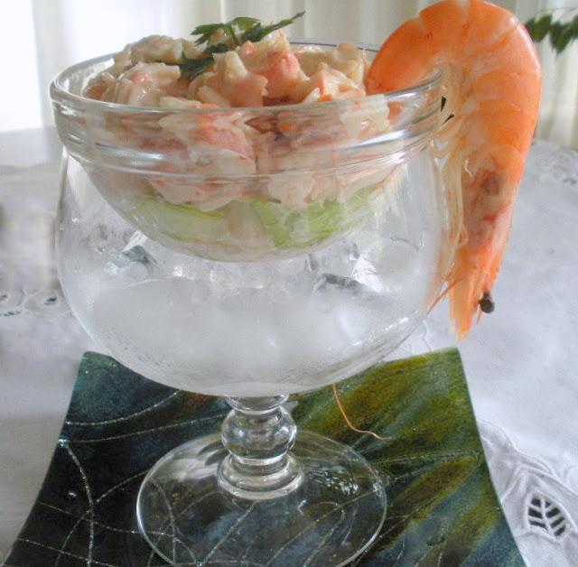 Aqu se cocina c ctel de marisco - Coctel de marisco ingredientes ...