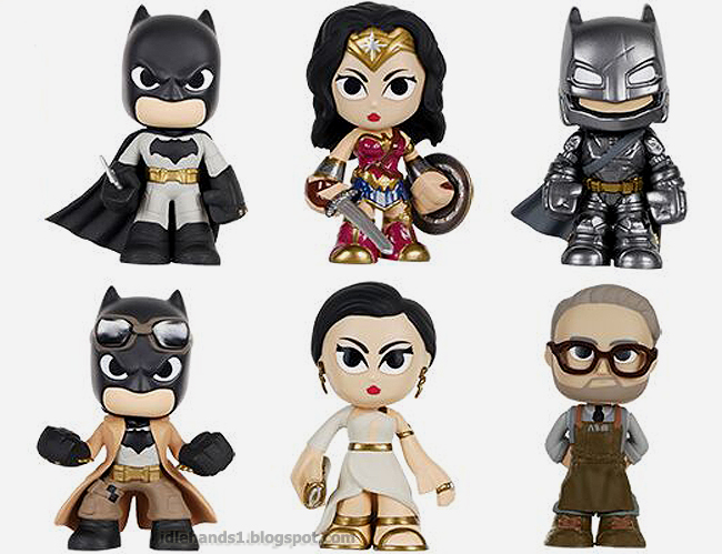 Idle Hands Toy Fair 2016 Funko S Batman Vs Superman Lineup