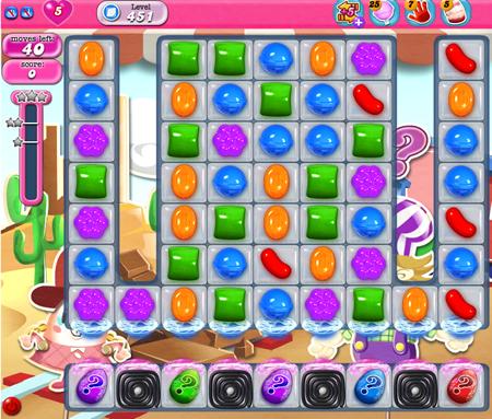 Candy Crush Saga 451