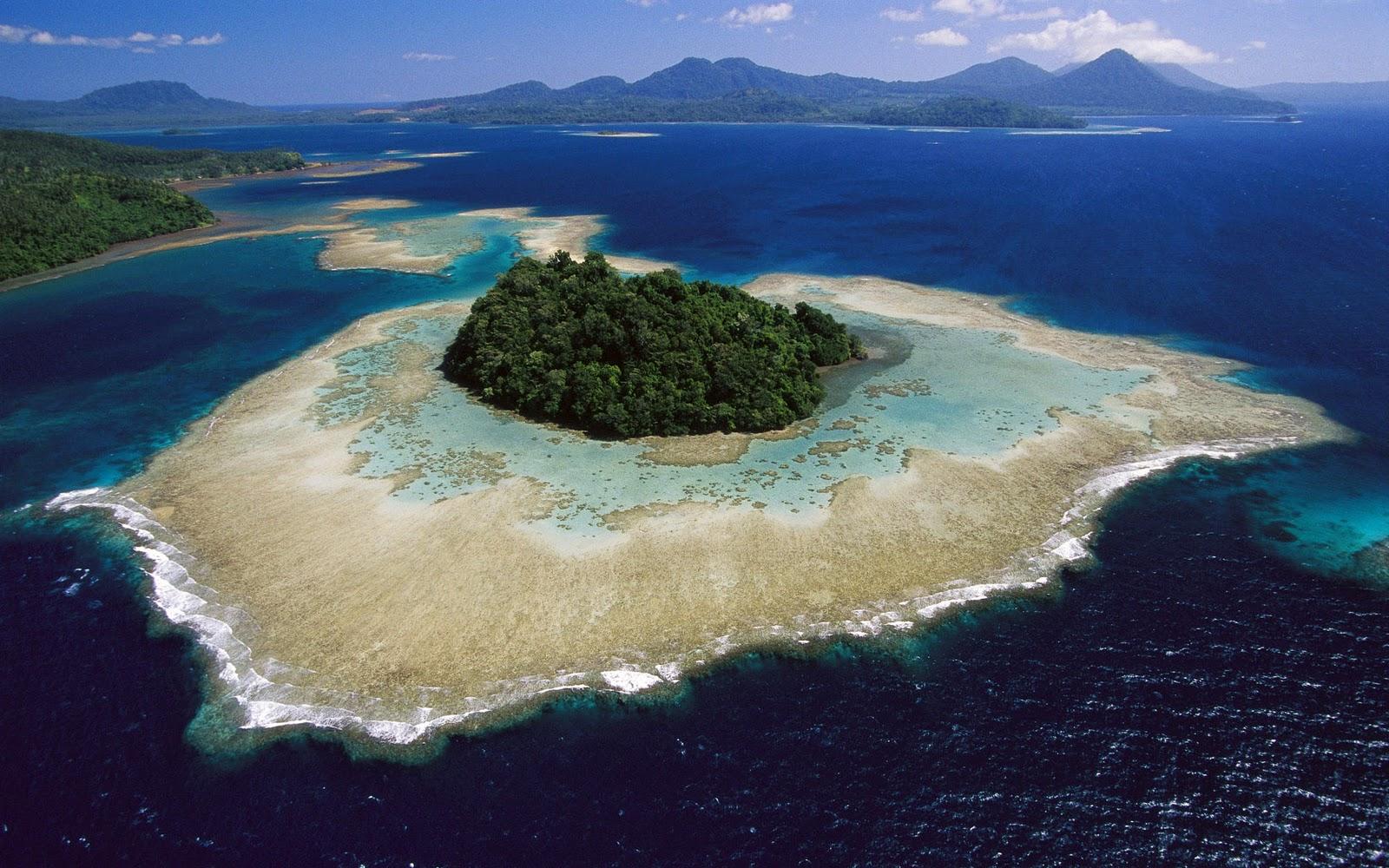 paisajes tropicales hd