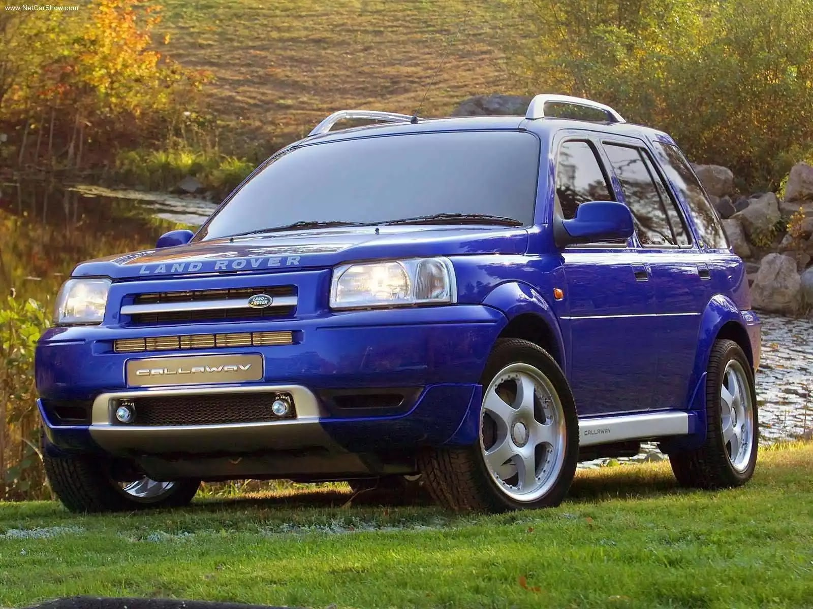 Hình ảnh xe ô tô Land Rover Freelander Callaway 2002 & nội ngoại thất