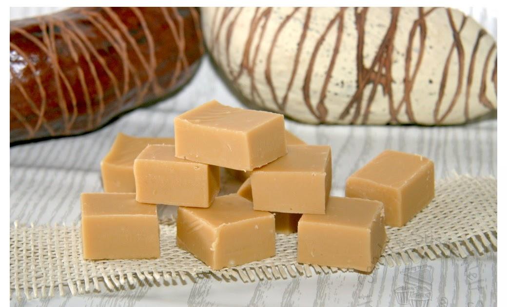 sandi s s sse welt karamell fudge. Black Bedroom Furniture Sets. Home Design Ideas