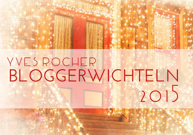 Yves Rocher Blogger Wichteln 2015 Aktion Geschenk