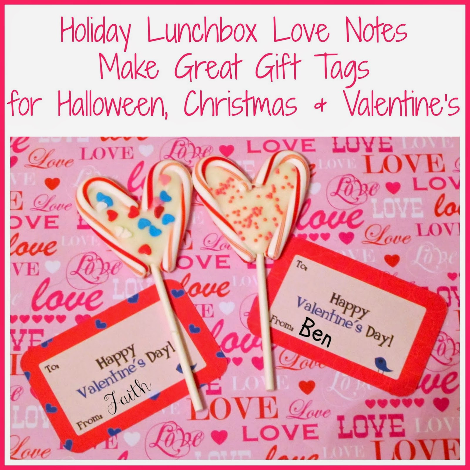 bring love to lunch with lunchbox love