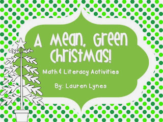 http://www.teacherspayteachers.com/Product/A-Mean-Green-Christmas-725340
