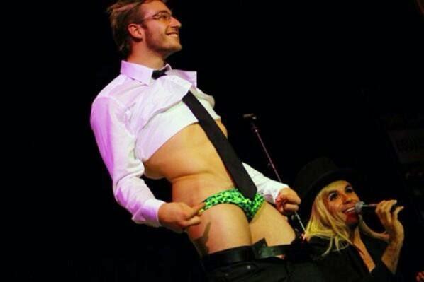 Matthew Mitcham bulge