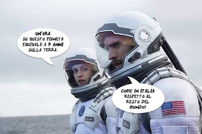 satira italia fantascienza