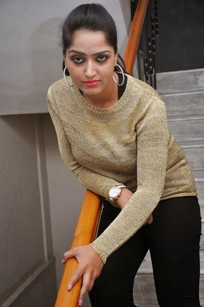 Divya Singh In Tight Dress