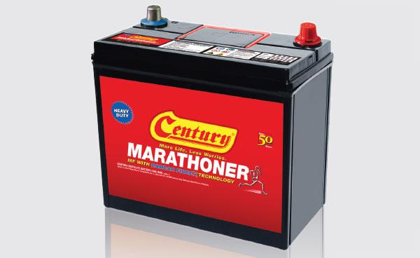 Century Marathoner