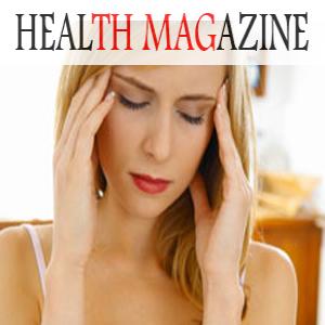 Natural Headache Remedy: Relieve Headache Pain & Tension