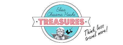 Treasures by Elisa Chisana Hoshi
