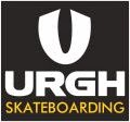 urgh skateboarding logo icon