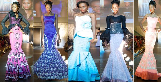 Austrian Lace Nigerian Fashion Ciaafrique African Fashion Beauty Style