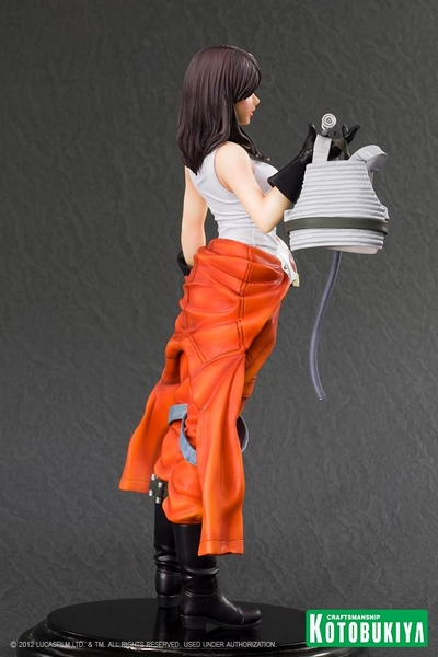 PVC Figure Jaina Solo Kotobukiya