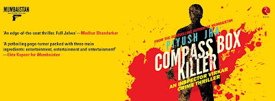 The Compass Box Killer by Piyush Jha