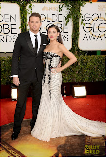 Jenna Dewan Golden Globes