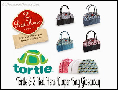 2 Red Hens & Tortle Giveaway