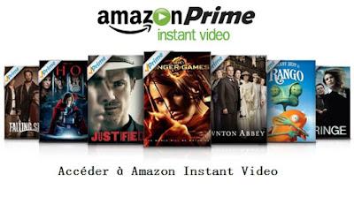 Accéder à Amazon Instant Video depuis n'importe quel pays